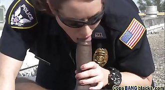 Female cops suck large black cockping-tom-on-our-asses-blackpatrol-hd-72p-