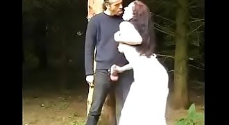 Guy Shares Movie of him Fucking his Hot Ex Gf in the Forest