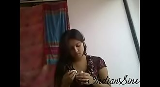 Super Cute Desi Saali FIRST TIME with JIJU [POV-HD] - IndianSins