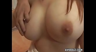 Cute asian girl with a big pair of tits - part 2 http://fas.li7aku5