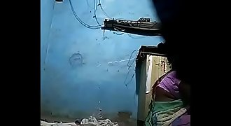 bengali young boy fuck his mature aunty with condom part1