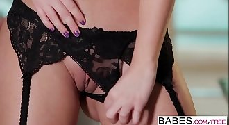 Babes - So Erotic starring Sarah Peachez clip
